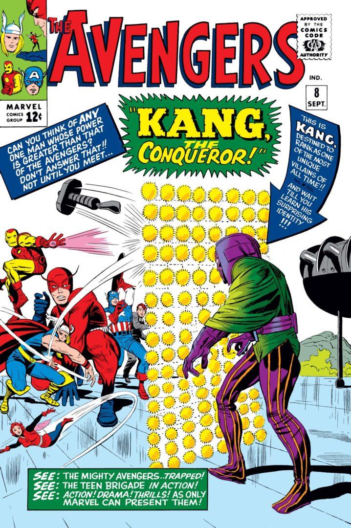 Kang Marvel
