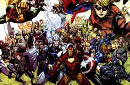 Avengers Fumetti