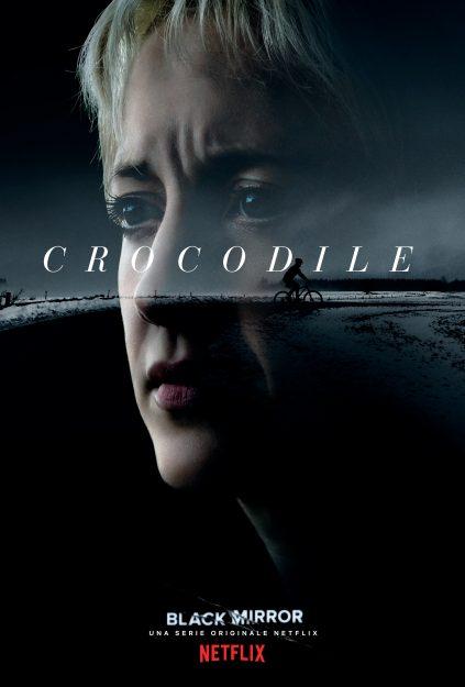 Black Mirror Crocodile
