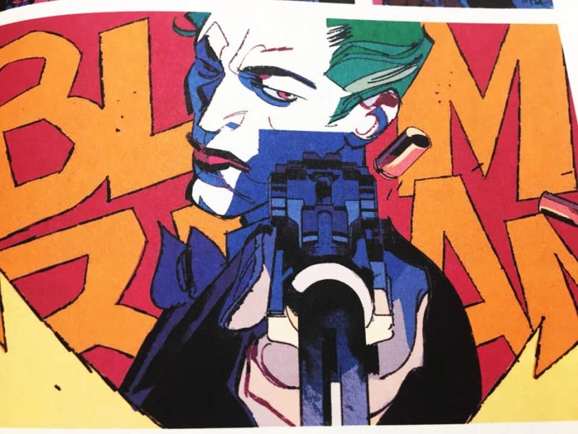 Batman Dylan