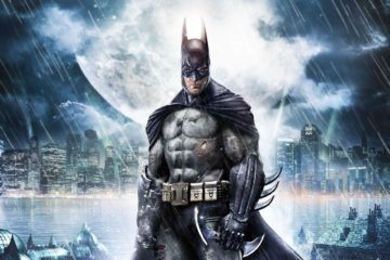 Batman Epic Games
