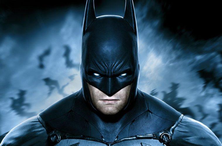 Batman logo videogame reboot