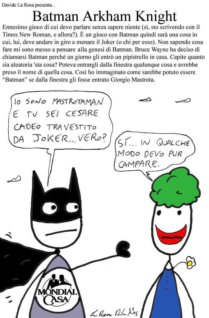 BatmanStayNerd