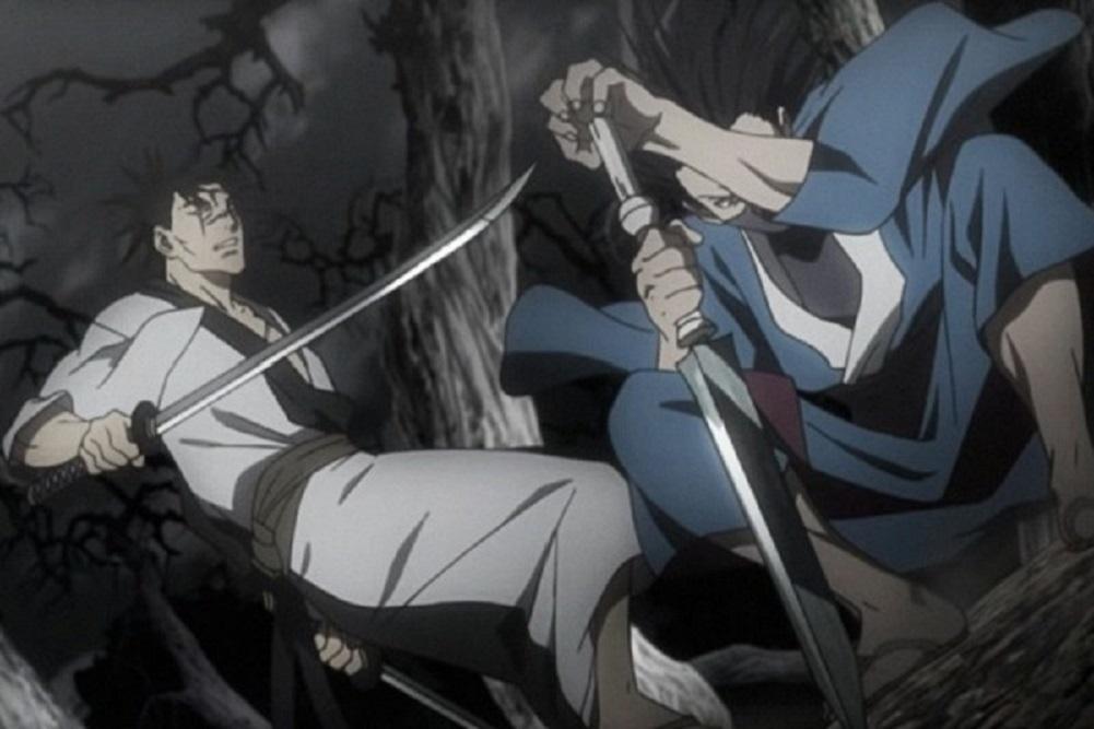 Blade Immortal amazon prime