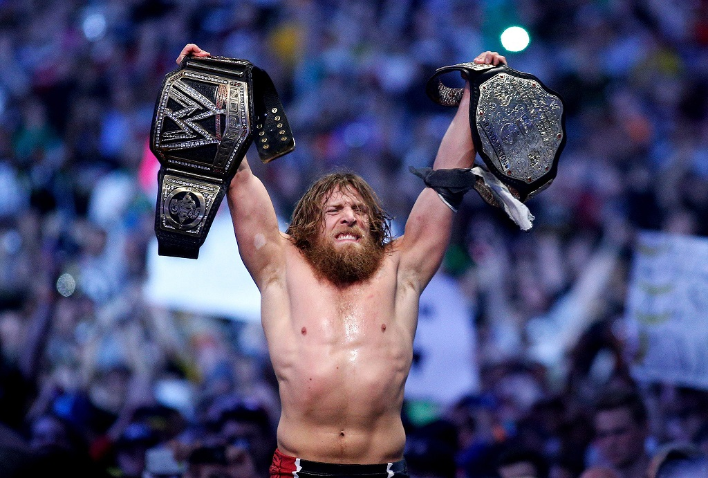 10 wrestler