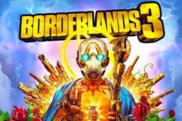 Borderlands 3 copertina