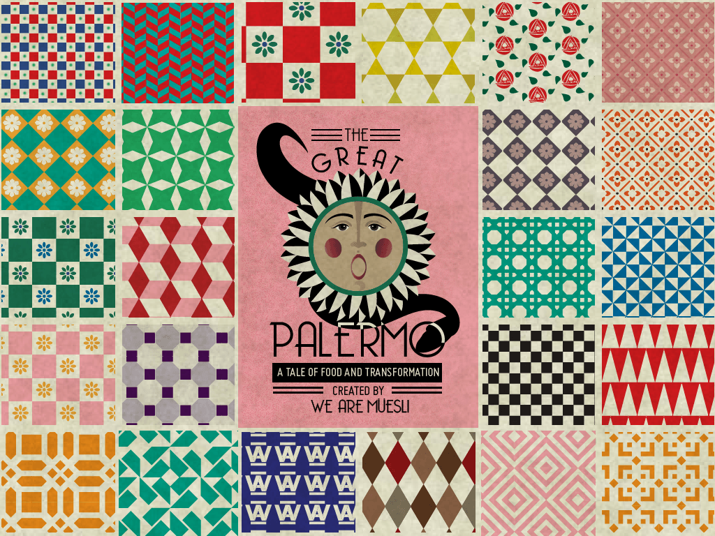 il poster di The Great Palermo.
