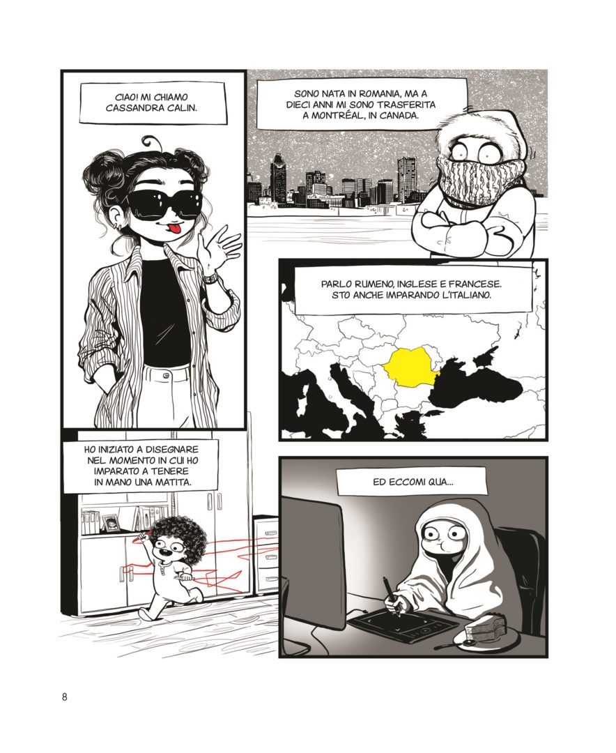 Cassandra fumetti