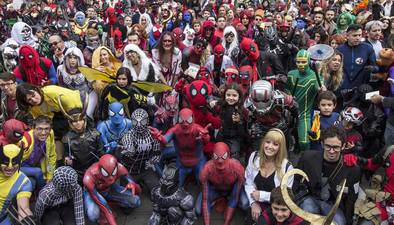 Comic-con 2020 cancellato