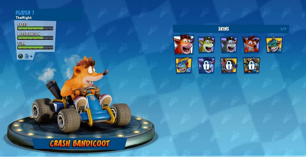 Crash Team Racing: Nitro Fueled