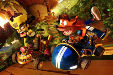 Crash Team Racing Datamining