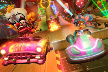 Crash Team Racing Gran Prix