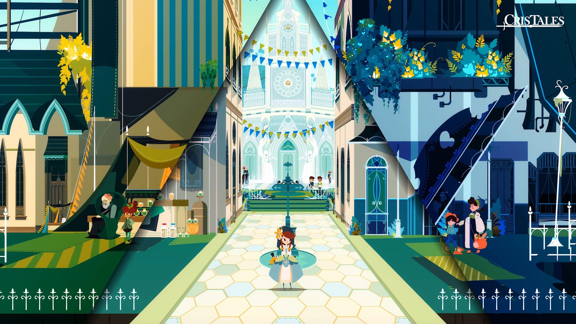 Cris Tales gamescom