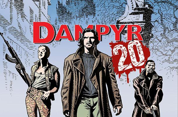 Dampyr Fumetto 2