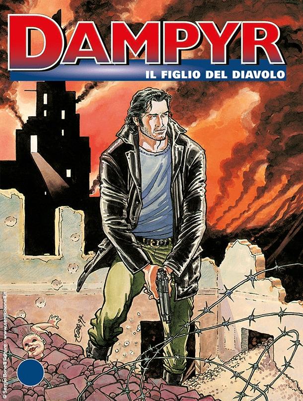 Dampyr Fumetto 3