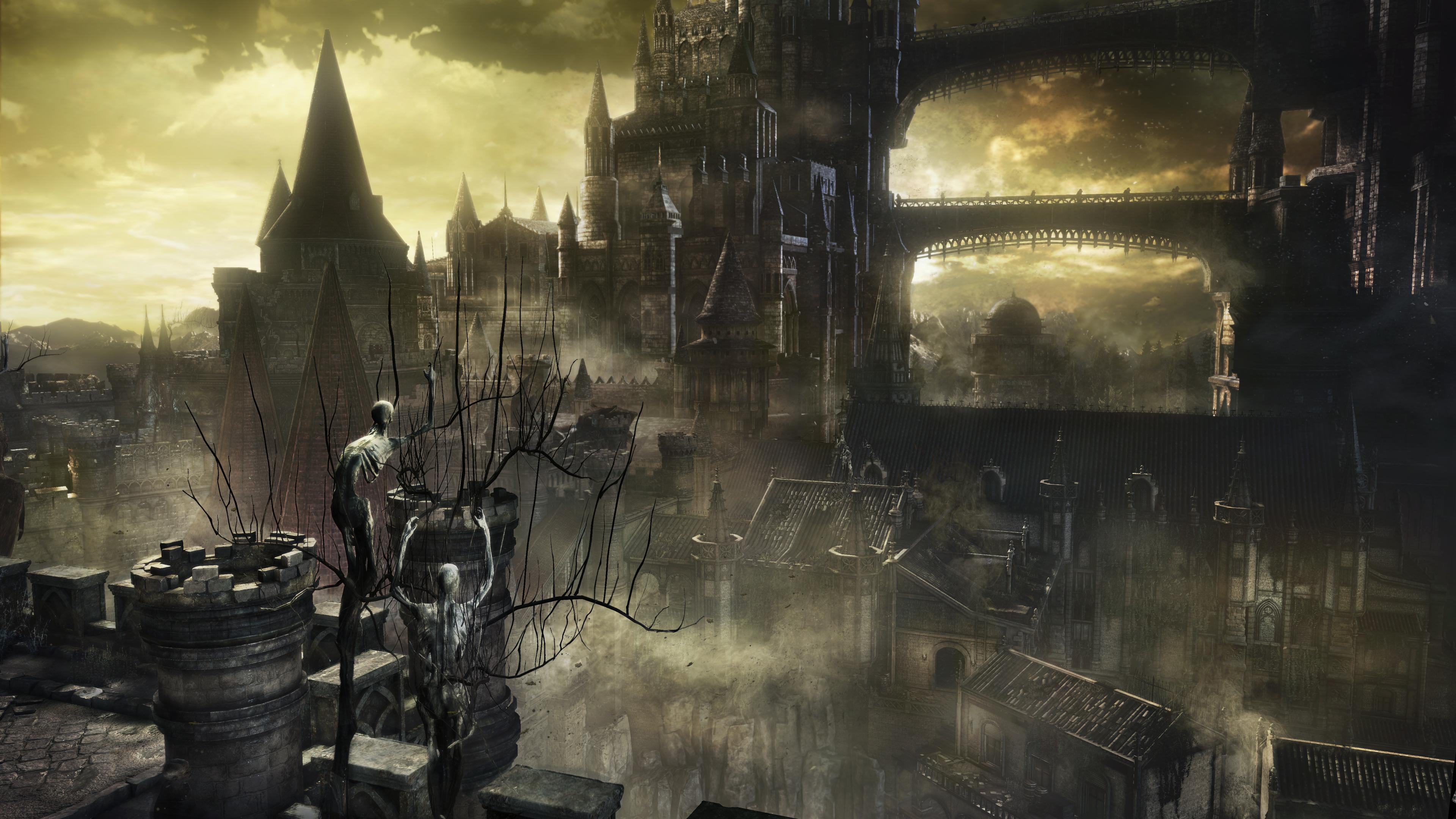 Dark Souls 3 Recensione Stay