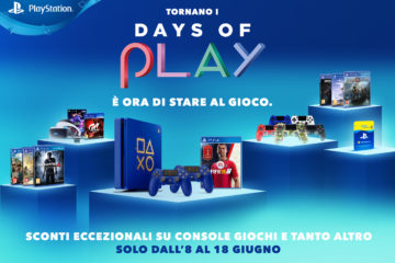 Days Of Play_Creatività