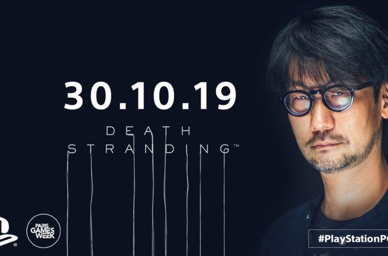 Death Stranding Paris Games Week