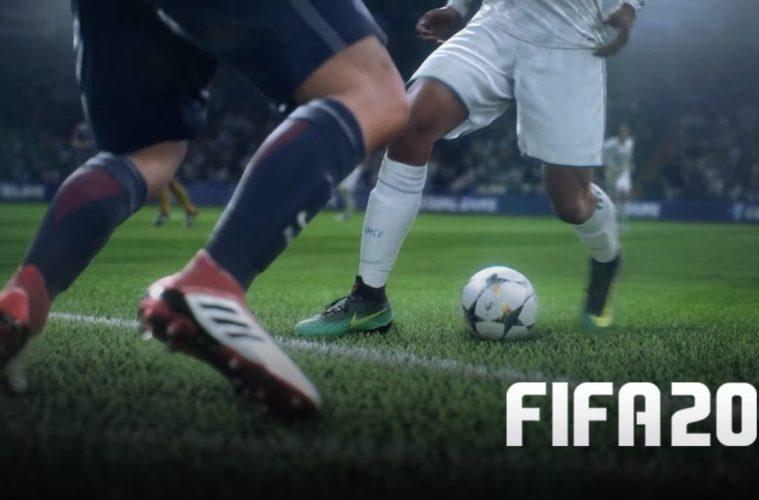 E3 2019 FIFA 20