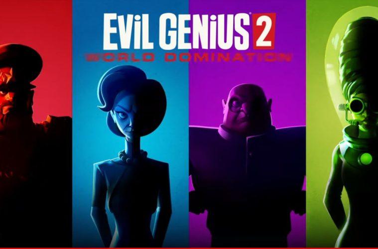 E3 Evil Genius 2