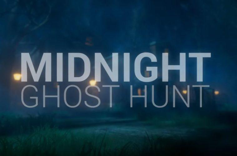 E3 Midnight Ghost Hunt