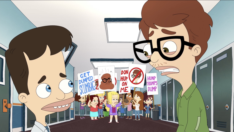 Educazione sessuale serie tv 1