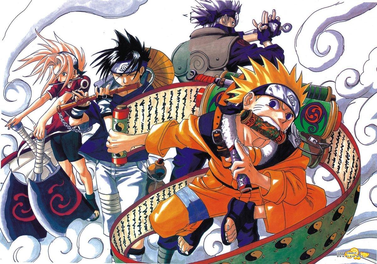 Eredità Naruto 2