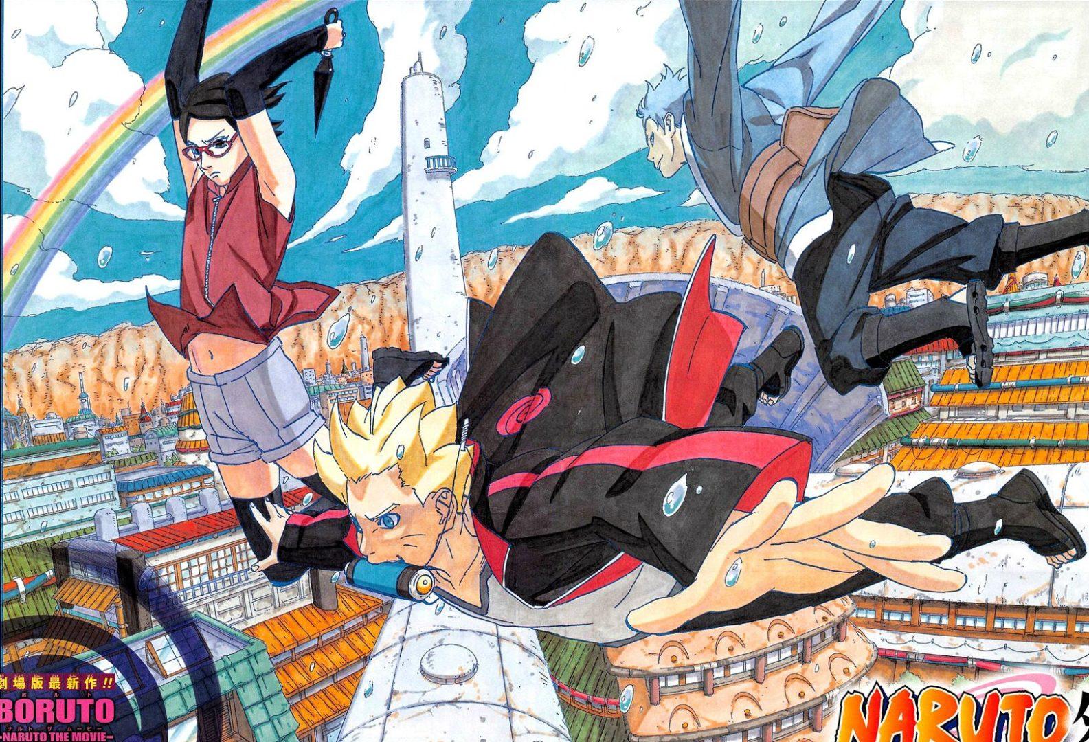 Eredità Naruto 9