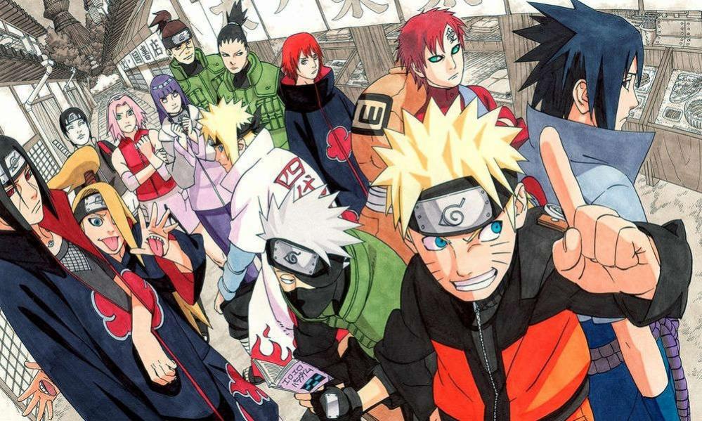 Eredità Naruto 3