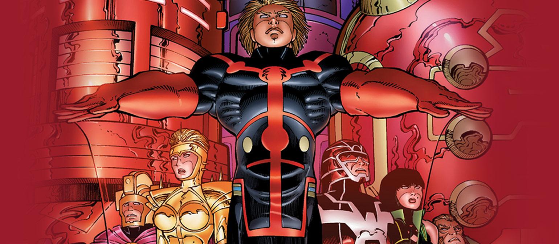 Eterni Marvel 9