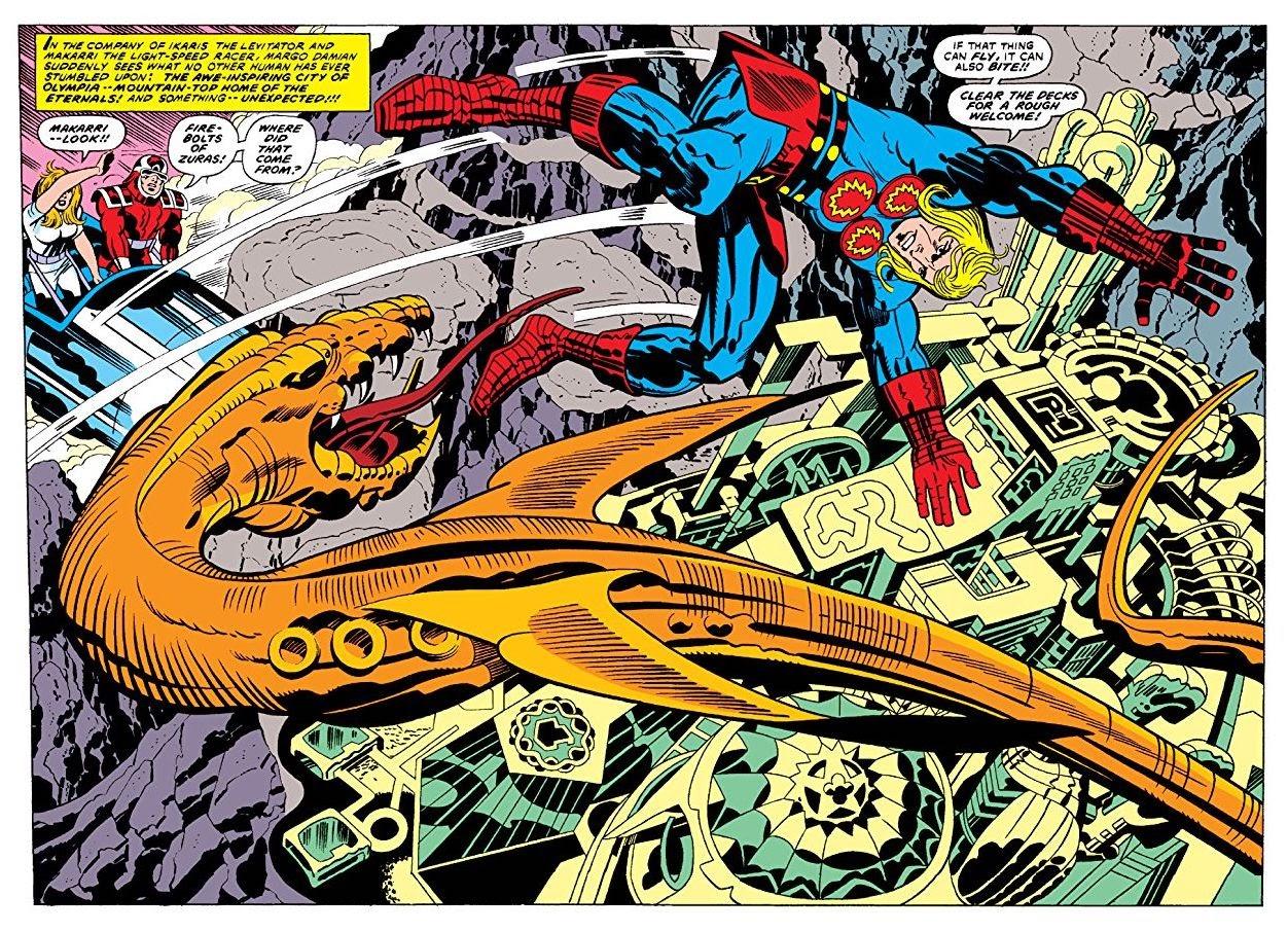 Eterni Marvel 4