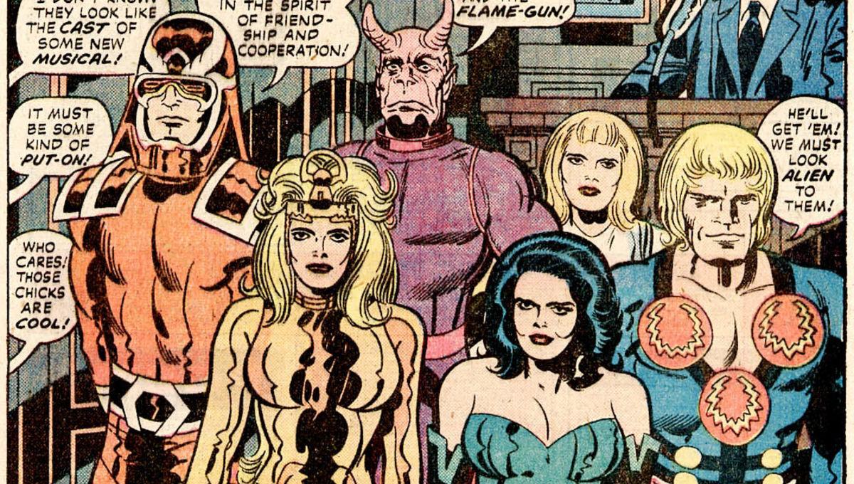Eterni Marvel 7
