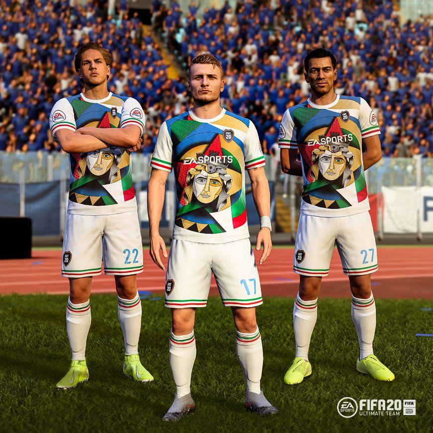 Fifa 20 italia