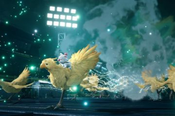 Final Fantasy VII Remake chocobo