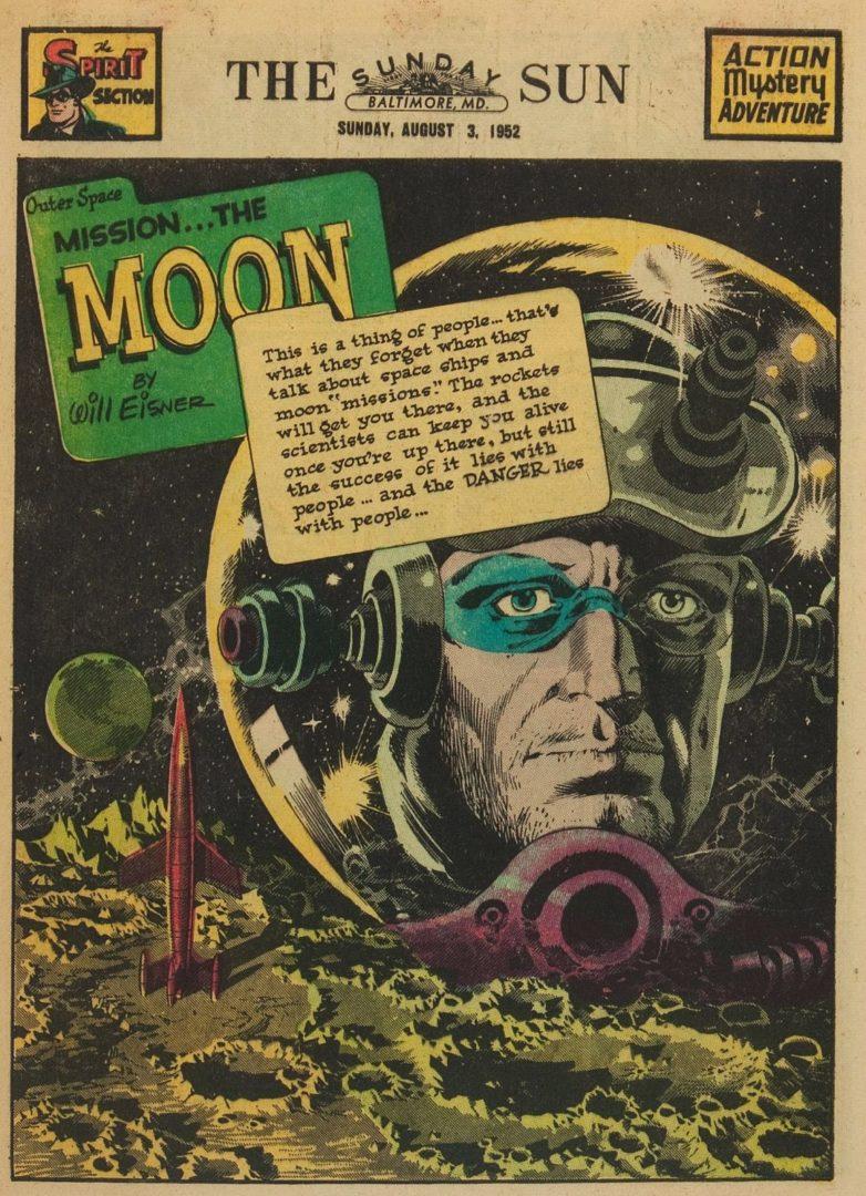 Fumetti Luna 4