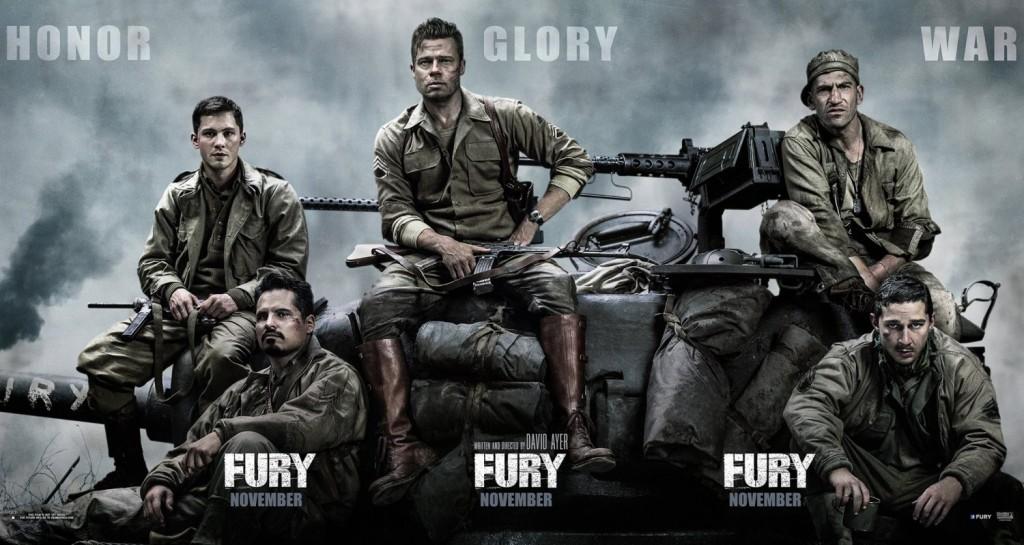Fury Recensione