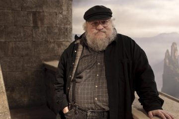 George R. R. Martin Winds of Winter