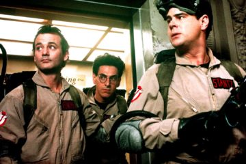 Ghostbusters 3 cast