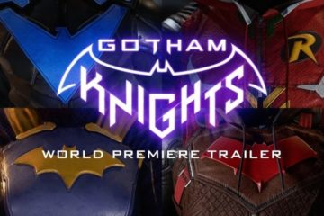 Gotham Knights trailer
