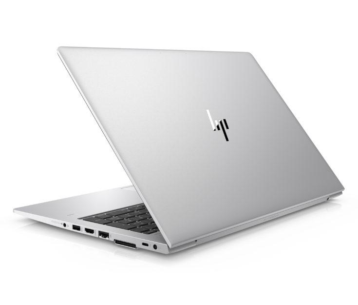 HP EliteBook 755 G5_Rear Left