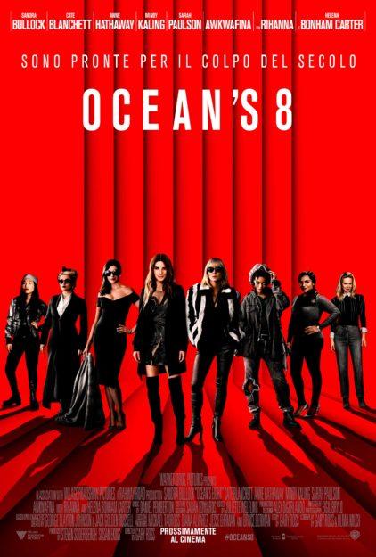 oceans 08 poster ita