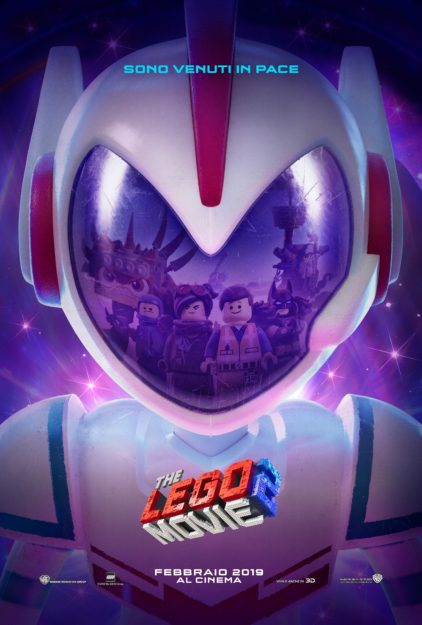 poster ita the lego movie 2