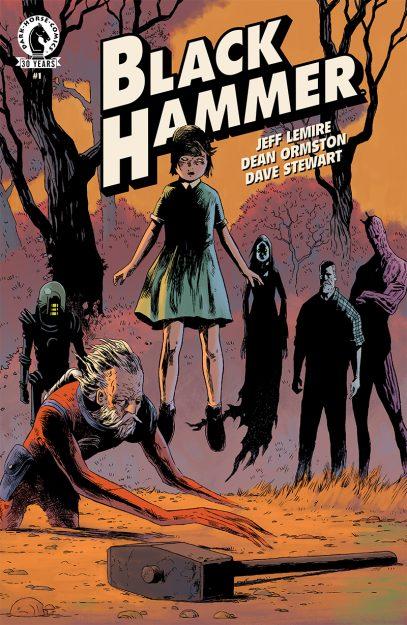 black hammer recensione