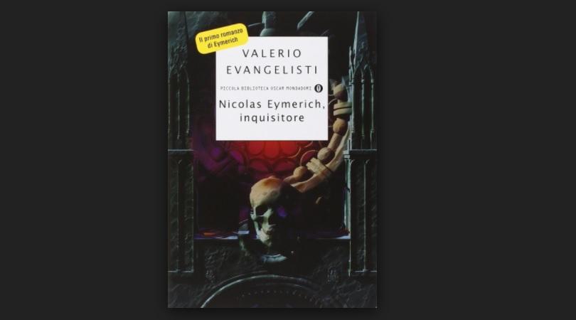 ciclo nicolas eymerich evangelisti libri