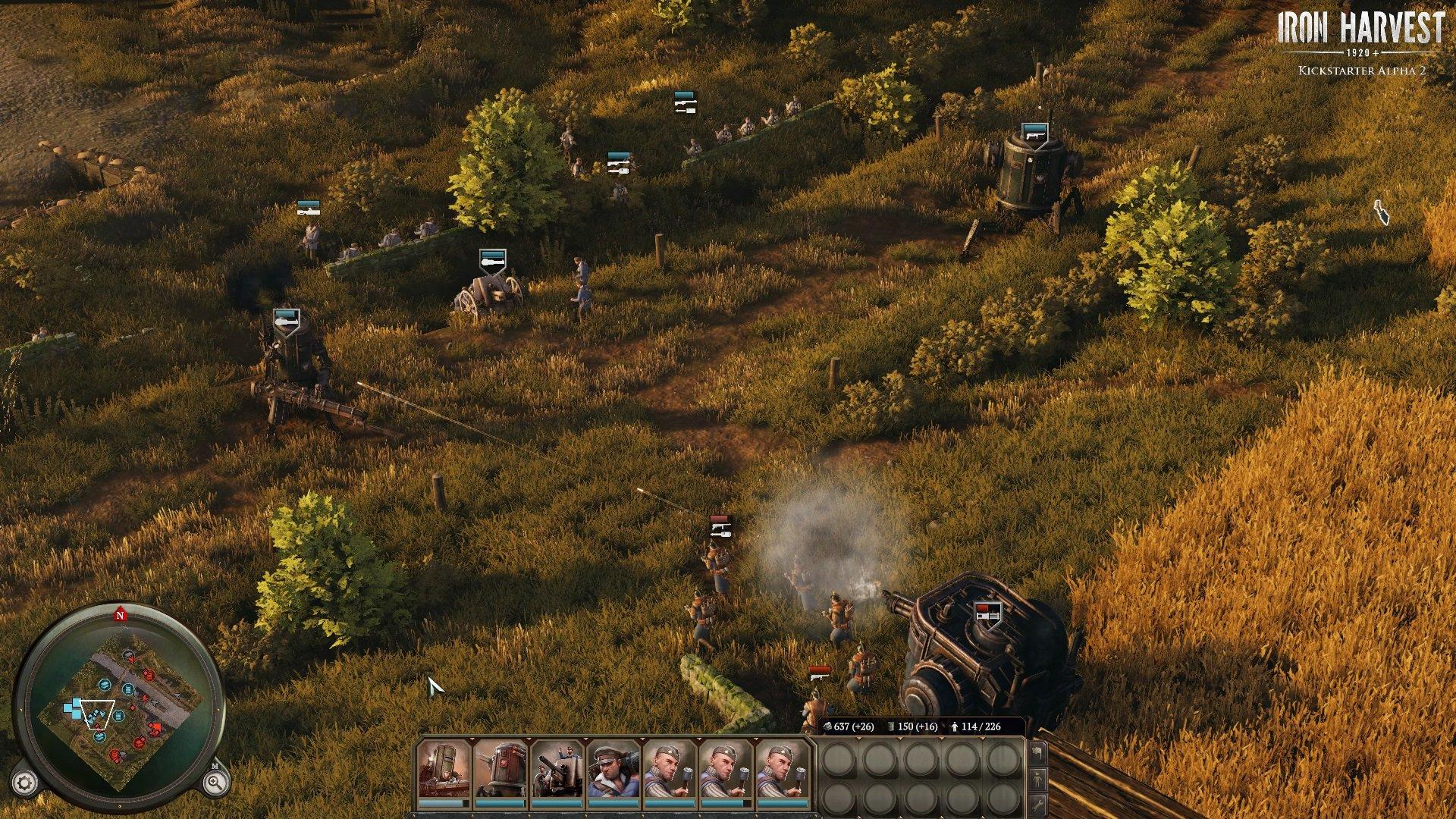 Iron Havers Gamescom