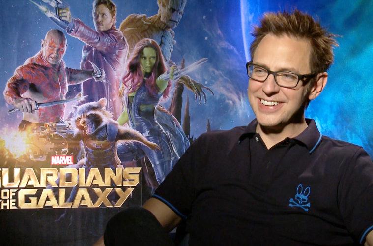 James Gunn Guardiani della Galassia