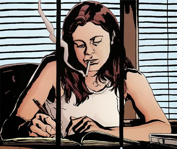 Jessica Jones Fumetto 2