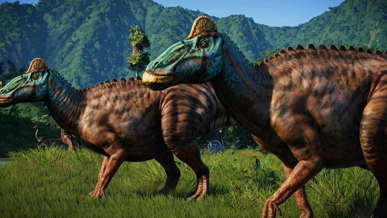 jurassic world evolution recensione