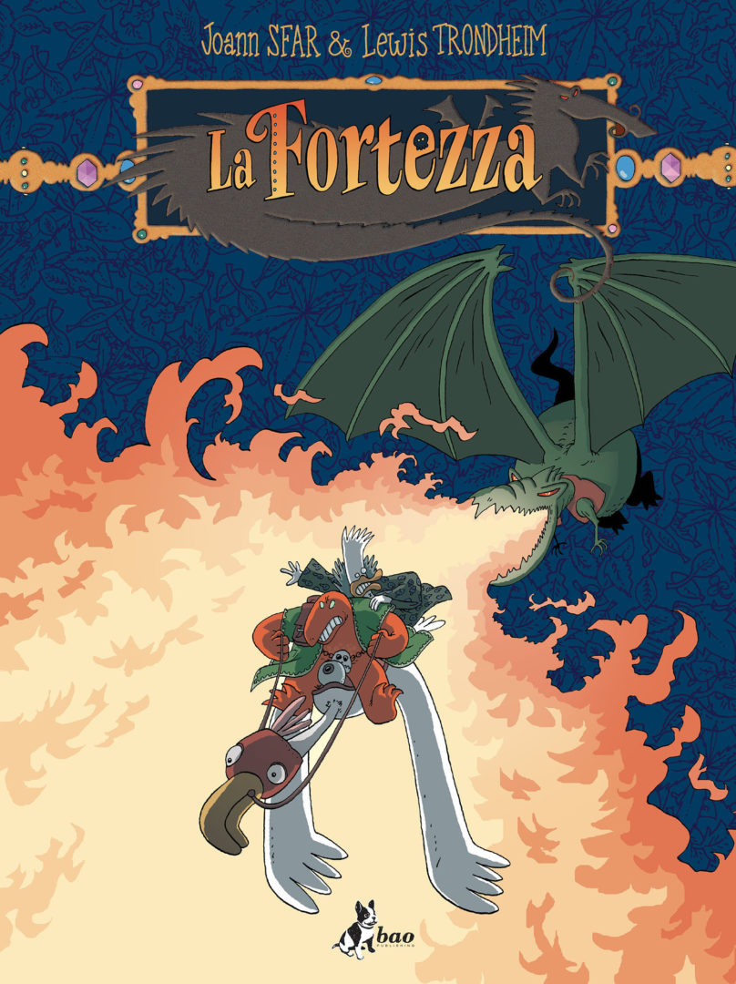 La Fortezza Cover