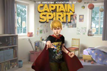 Le Fantastiche Avventure di Capitan Spirit